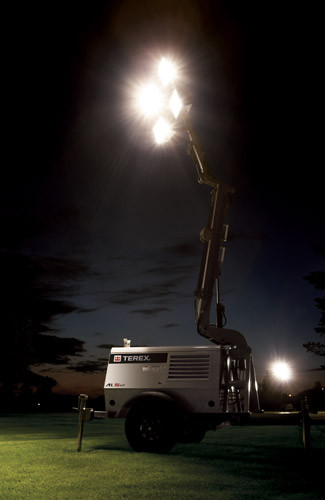 DIESEL POWERED LIGHT TOWERS