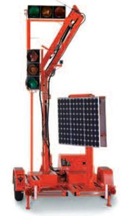 PTS-2000 Portable Traffic Signal