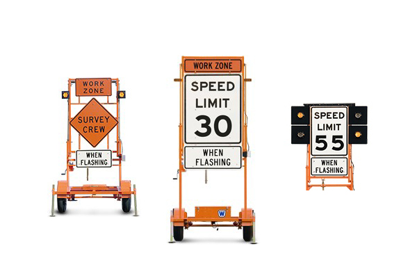 Standard Sign Trailers