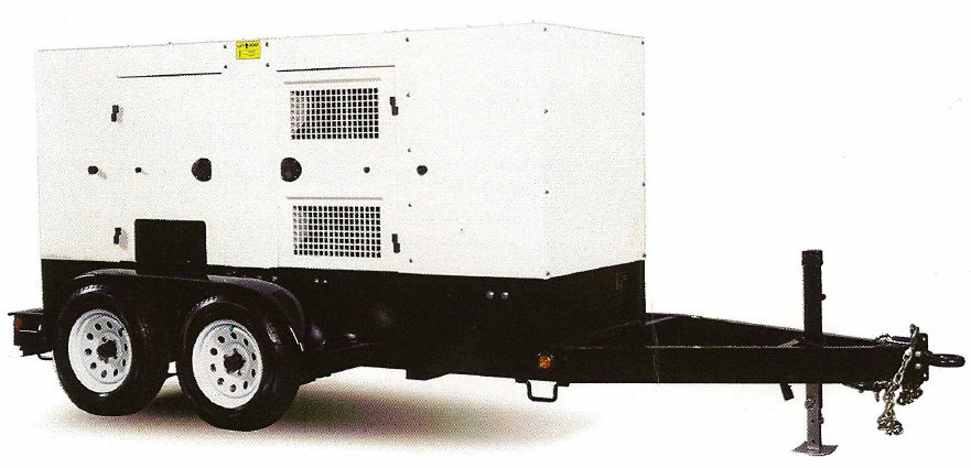 Wanco Voltmaster Standby Generator