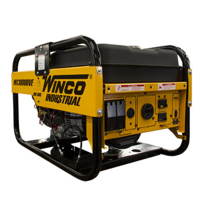 WC10000VE Winco Portable Generator
