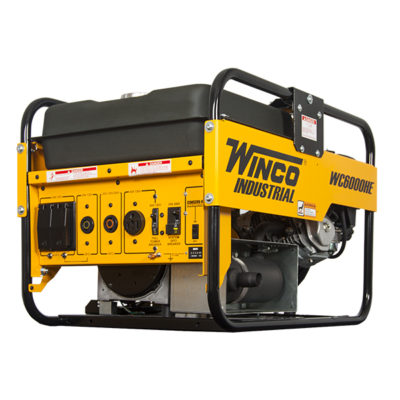 WC6000HE Winco Portable Generator
