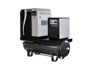 EN Series Screw Compressors 3 - 40 HP