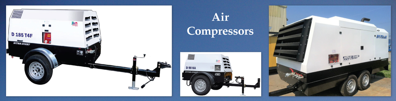 Millenium Products | Air Compressors