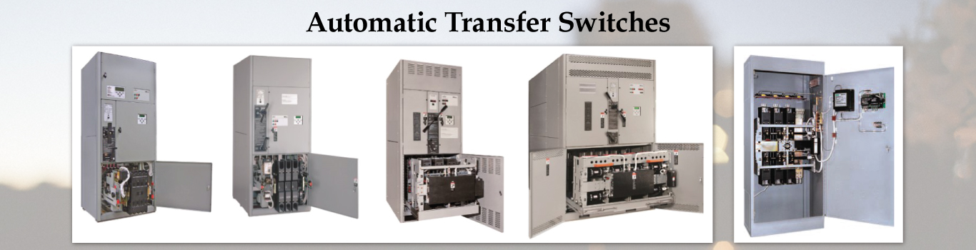 Millenium Products | Automatic Transfer Switches